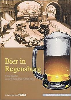Bier in Regensburg