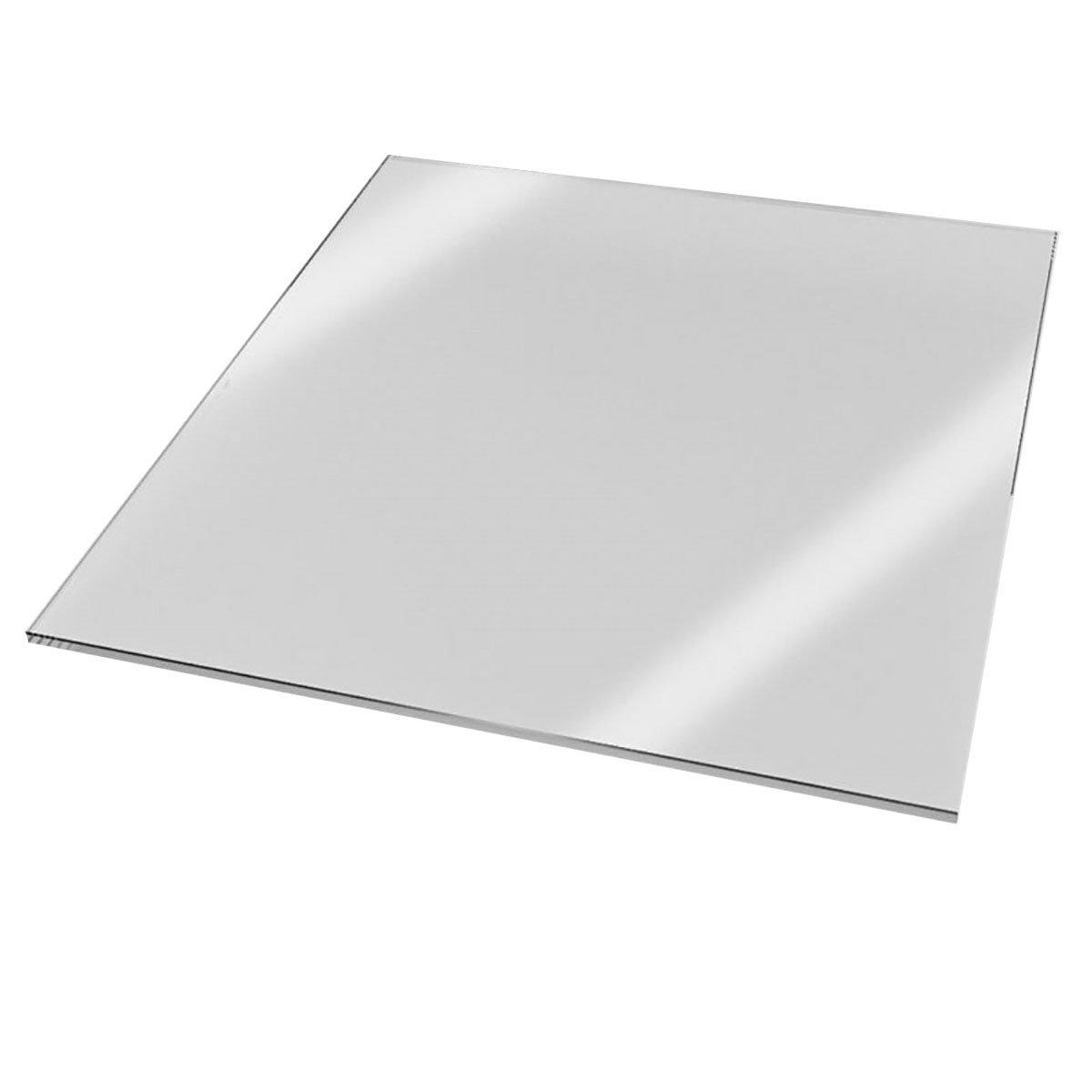 [Gulfcoast Robotics] Borosilicate Glass Print bed for RepRap 3D Printer Mendel or Prusa i3, 213x200mm. BG200