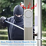 Wireless Entry Home Door Window Burglar Alarm With 10 PCS Safety Security ALARM System Magnetic Sensor
