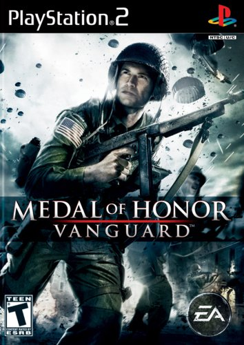 Electronic Arts Medal of Honor: Vanguard - PlayStation 2