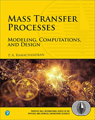 18 best new chemical engineering ebooks to read in 2018 bookauthority book cover of p a ramachandran mass transfer processes modeling computations and design fandeluxe Choice Image