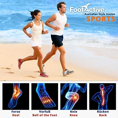FootActive SPORT - XS - 36/38 EU: Amazon.es: Deportes y aire libre