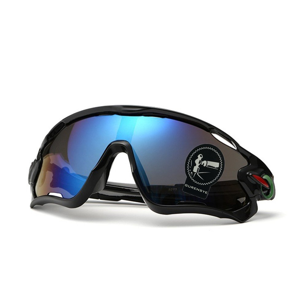 Amazon.com : Cycling sunglasses - Cycling sunglasses polarized - Bike Safety Glasses - UV400 Cycling sunglasses Outdoor Sports Bicycle Cycling sunglasses ...