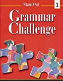 Stand Out : Grammar Challenge, Jenkins, Rob and Sabbagh, Staci Lyn, 0838439241