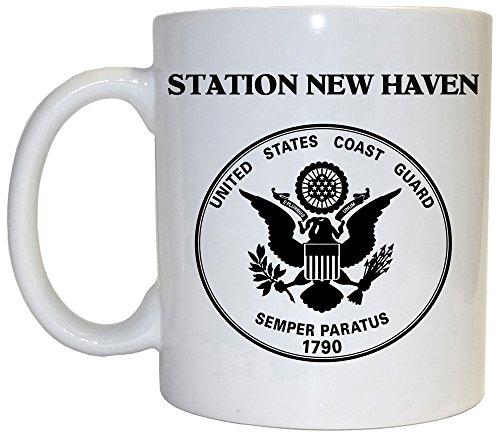 Coast Mug Guard (Station New Haven - US Coast Guard Mug, 1028)
