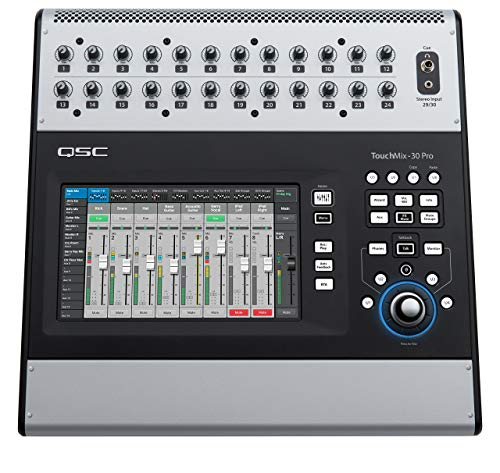 Used, QSC TouchMix-30 Compact Digital Mixer (Renewed) for sale  Delivered anywhere in USA