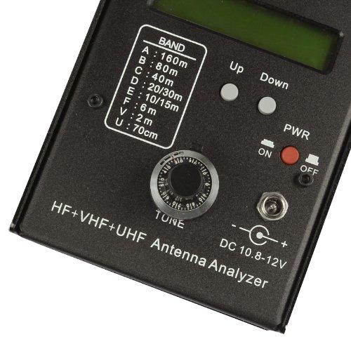 SainSonic RA-07A SWR HF VHF UHF Antenna Impedance Analyzer Meter by SainSonic (Image #2)