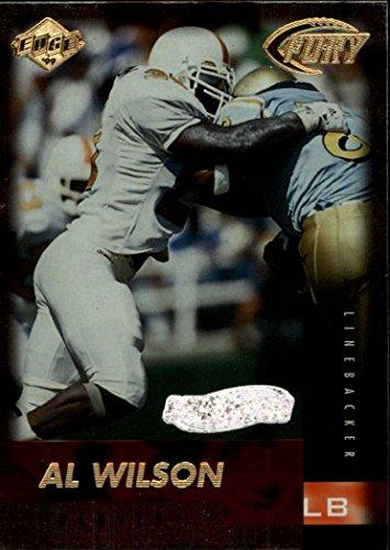 1999 Collector's Edge Fury Galvanized Previews #197 Al Wilson - NM-MT Galvanized Edge