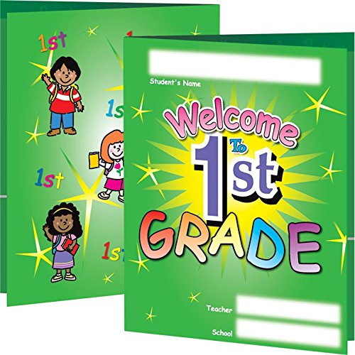 (Really Good Stuff Welcome to First Grade Folders)