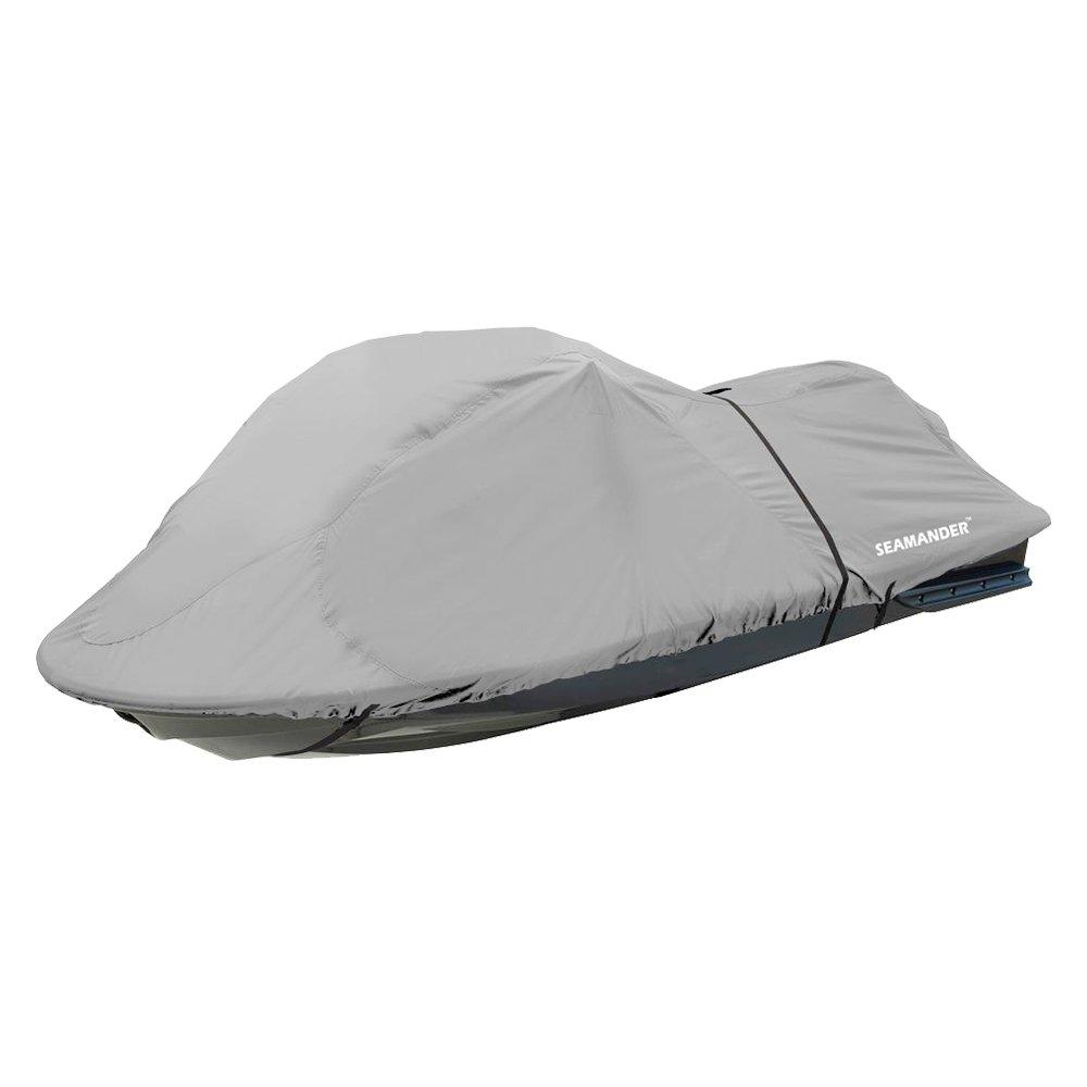 Seamander Personal Watercraft Trailerable Oxford Polyester Jet ski Cover PWC Cover fit Seadoo Yamaha Kawasaki Honda/…