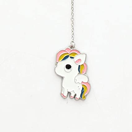 Labels, Indexes & Stamps Creative Cartoon Flamingo Pendant Bookmark Stationery School Office Supply Escolar Papelaria