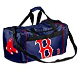 Boston Red Sox Official MLB Athletic Gym Duffle Bag by Forever Collectibles