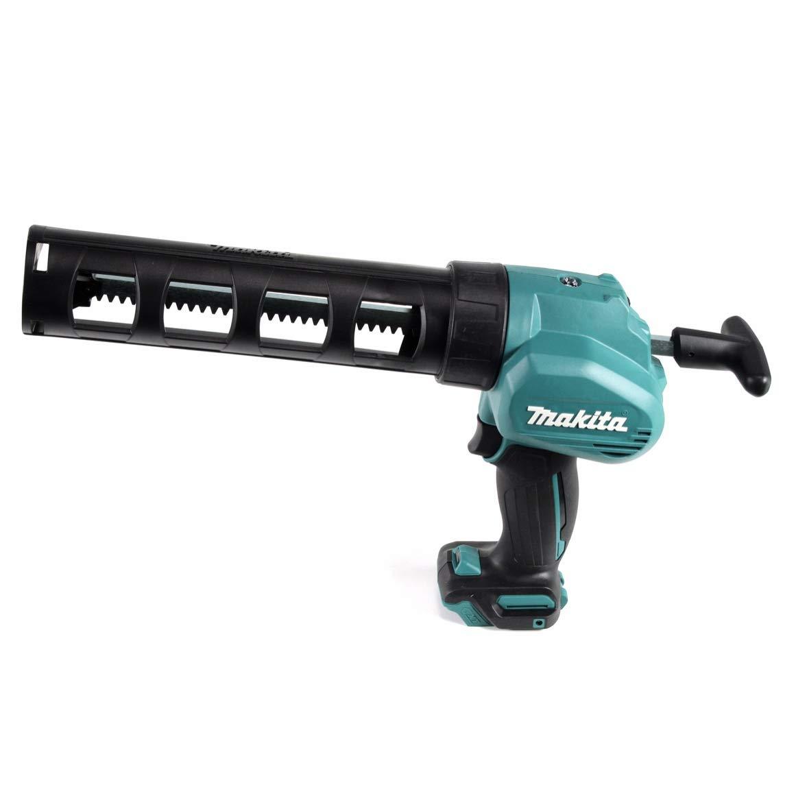 Makita CG 100 DZAK Pistolet /à cartouche 10,8 V pour cartouches de 310 ml Solo dans coffret sans batterie ni chargeur