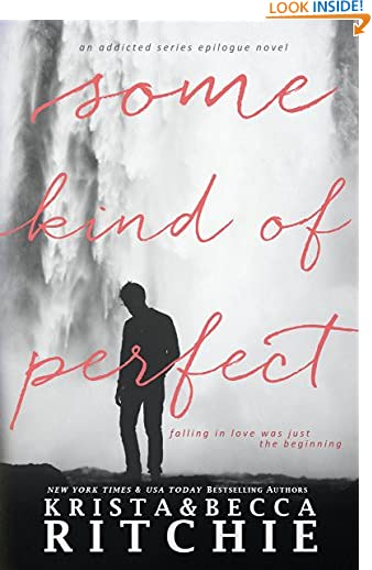 Some Kind of Perfect (Calloway Sisters) by Krista Ritchie