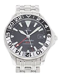 Omega Seamaster GMT automatic-self-wind mens Watch 168.1613 (Certified Pre-owned)