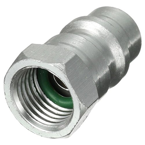 TOOGOO(R) R12 R22 R502 to R134A Fast Quick Conversion Adapter Valve 1/4