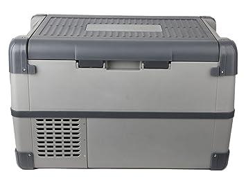 Kühlschrank Für Auto Mit Kompressor : Prime tech kompressor kühlbox 40 liter 12 24 volt kühlung bis 20