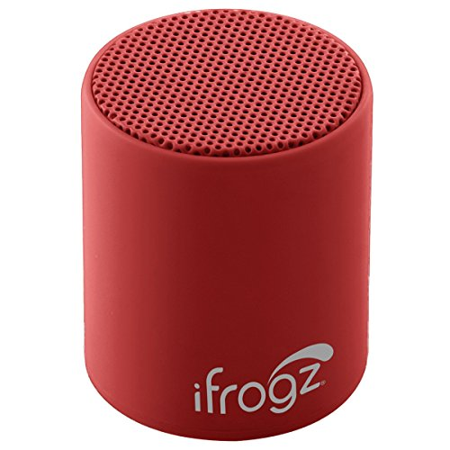 iFrogz Coda Pop Bluetooth Speaker - Black Cherry