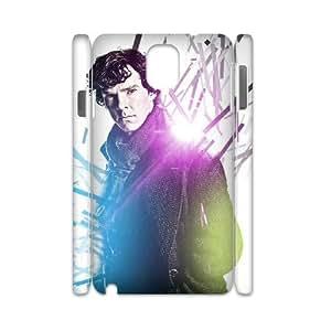 J-LV-F Diy case Sherlock customized Hard Plastic case For samsung galaxy note 3 N9000