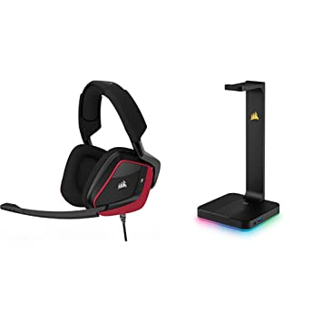 Corsair VOID PRO Surround - Auriculares Gaming (PC/PS4/XONE, USB/