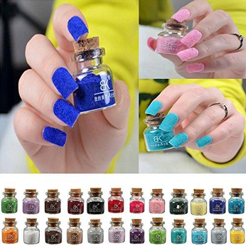 velvet nail polish - 4