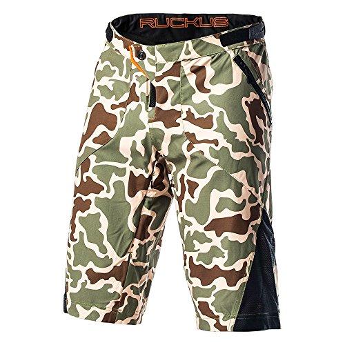 Troy Lee Designs Ruckus Ops Men's BMX Bike Shorts - Desert / Sz. 32