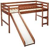 Donco Kids 750TE Series Bed, Twin, Light Espresso