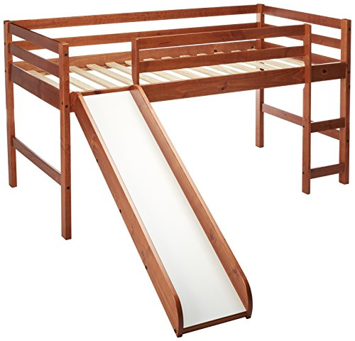 - DONCO KIDS 750TE Series Bed, Twin, Light Espresso