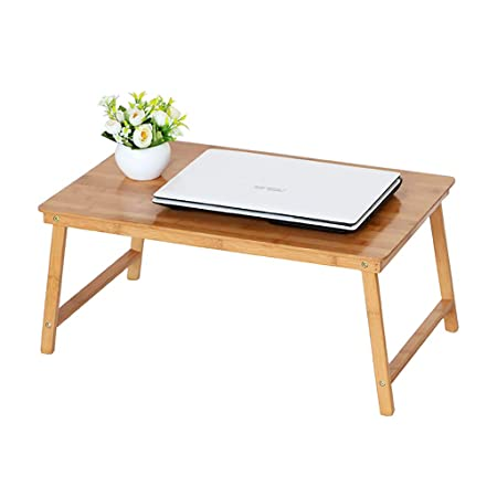 PPIIO Ordenador portátil Plegable para Mesa pequeña con Mesa Cama ...