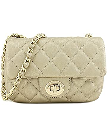 99c17ff4ffb5 Mini Classic Quilted Chain Shoulder Bag