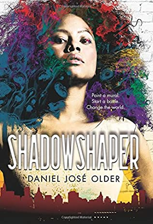 book cover of Shadowshaper