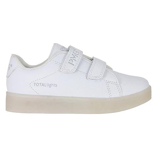 huge discount b5281 ca469 PRIMIGI 73220 sneakers scarpe da bambini unisex con luci a ...