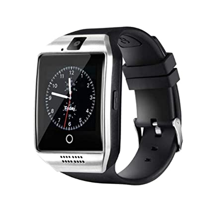 Amazon.com: Rsiosle Smart Watch Bluetooth Call SIM Card Call ...