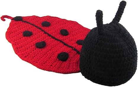 itemer Gorro Para Niños Baby baby Crochet ganchillo gorro sombrero ...