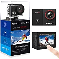 AKASO EK7000 Pro 4K Action Camera with Touch Screen EIS...