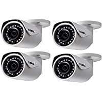 Lorex LNB3163B 3MP High Definition Bullet Security Camera 4-Pack