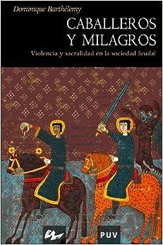 Book Caballeros y milagros