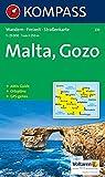 Malta & Gozo 235 GPS kompass (Aqua3 Kompass)