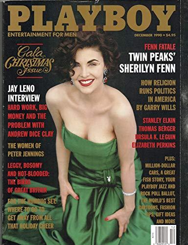 Playboy - December 1990 (Single Issue Magazine) ()