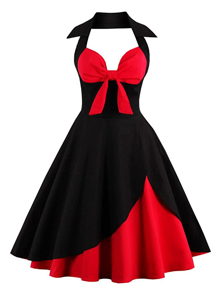 a7ddc9b8db0 Top 10 wholesale Halter Pinup Dress - Chinabrands.com