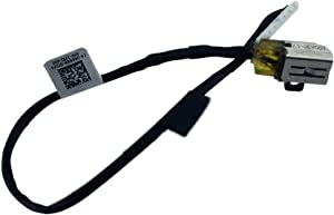 YDLan Replacement DC-in Power Jack Harness Plug Cable for Del Inspron 15 5565 5567 BAL30 DC30100YN0 Series Laptop