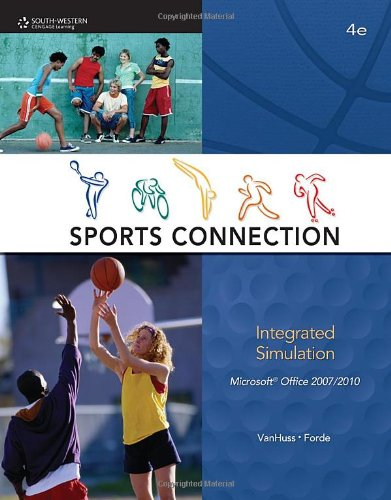 [PDF] The Sports Connection: Integrated Simulation Free Download | Publisher : South-Western Educational Pub | Category : Sports | ISBN 10 : 0538451459 | ISBN 13 : 9780538451451