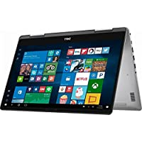 Dell Inspiron 7000 15.6 Convertible 2-in-1 FHD Touchscreen Laptop, 7th Intel Core i5-7200U Processor, 8GB DDR4 RAM, 256GB SSD, Bluetooth, HDMI, 802.11AC, Win 10