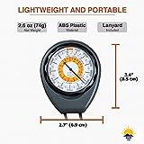 Sun Company Altimeter 203 - Battery-Free Altimeter