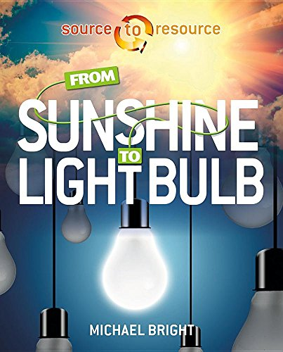 Solar Energy From Light Bulbs - 1