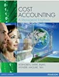 img - for Cost Accounting book / textbook / text book