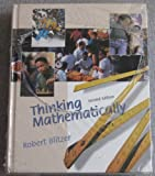 Thinking Mathematically + Student Solutions Manual Package, Blitzer, Robert, 0130787949