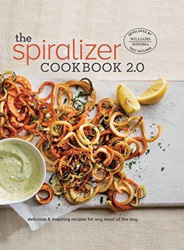 Spiralizer Cookbook Williams Sonoma Test Kitchen ebook product image