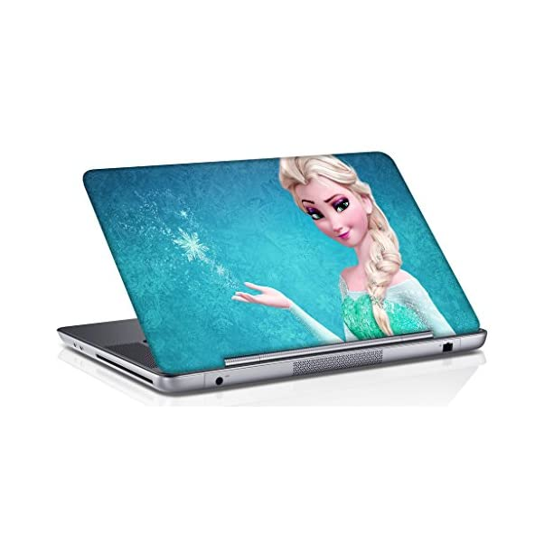 Aurra Girl Doll Laptop Skin