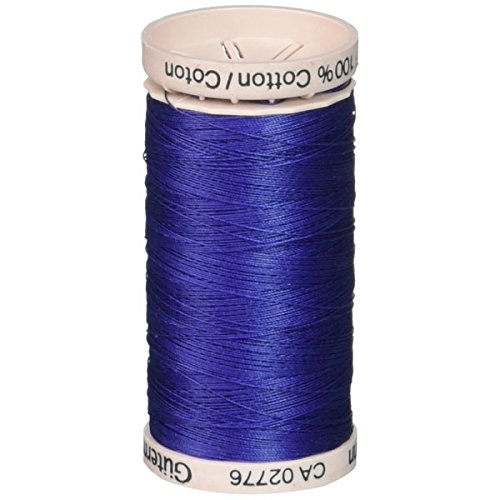 - Gutermann Quilting Thread 220 Yards-Dark Navy